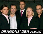 Isis Puzzle on Dragons Den